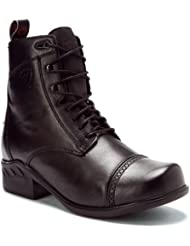 Ariat Womens Heritage Round Toe Lace Paddock