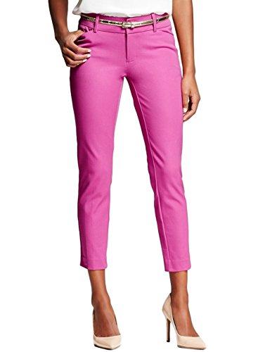 Linen Ankle Pants - 2