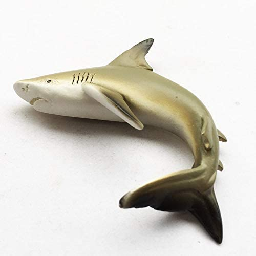 zhenxin Imán de refrigerador  tiburón imán de Nevera  3D niños como Peces Marinos decoración Pegatina magnética 6