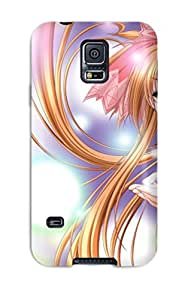 Excellent Design Anime Girls 9 Case Cover For Galaxy S5