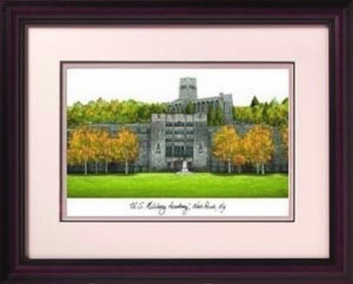 U.S. Military Academy Alumnus Framed Lithograph by Landmark Publishing
