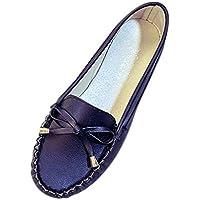 morecome Verano planas pisos zapatos Casual de Slips de zapatos de mujer