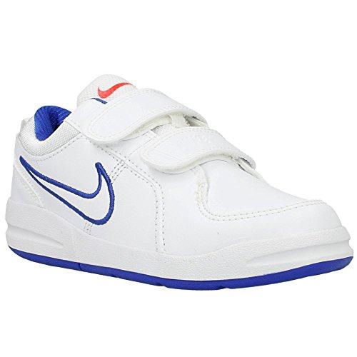 Nike - Pico 4 Psv - Color: Azzuro-Bianco - Size: 31.5