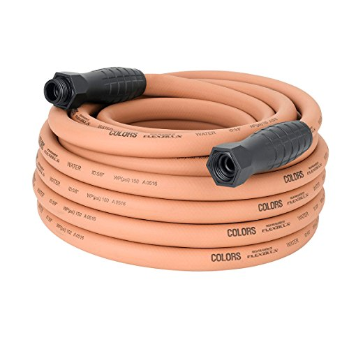 Flexzilla HFZC550TCS Garden Hose, Red Clay