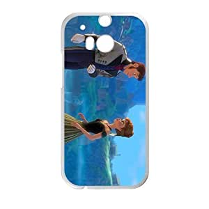 Happy Hans And Anna Design Best Seller High Quality Phone Case For HTC M8 by icecream design