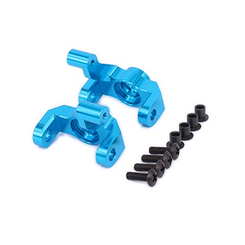 RCAWD Hub Carrier Aluminum Alloy Steering for Rc Hobby Model