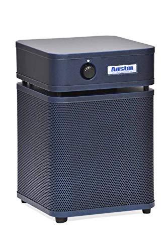 Austin Air A205E1 Allergy Machine Junior Air Purifier, Midnight Blue