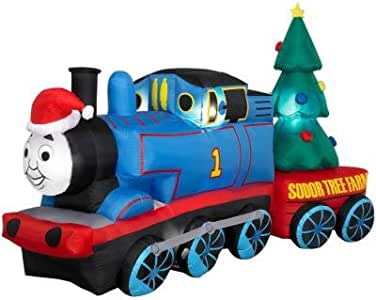 Thomas The Train Christmas Decorations  from images-na.ssl-images-amazon.com
