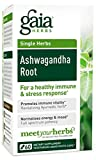 Gaia Herbs Ashwagandha Root — 60 Liquicaps For Sale
