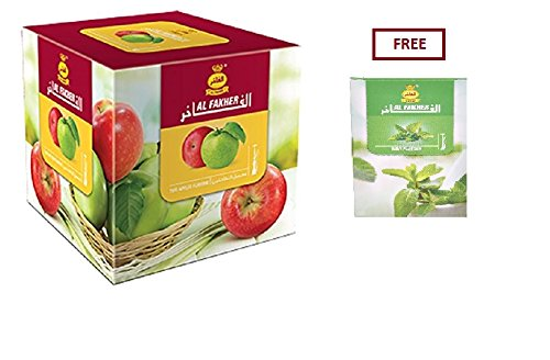 Al Fakher ( 1 kg Double Apple and 50 g free Mint )