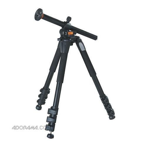 Vanguard Alta Pro 263AT 26mm 3-Section Aluminum Alloy Tripod Legs, Maximum Height 65'', Supports 15.4 lbs TBH-100 Ball Head