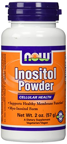 NOW  Inositol Powder, 2-Ounce