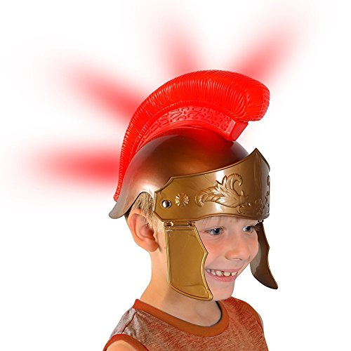 Funny Party Hats Roman Helmet Kids - Roman Soldier - Gladiator Helmet Kids - Roman Legion Helmet -