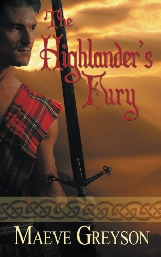 Book: The Highlander's Fury by Maeve Greyson