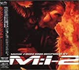 Mission Impossible by Mission Impossible (+2 Bonus Tracks) (2000-11-21)