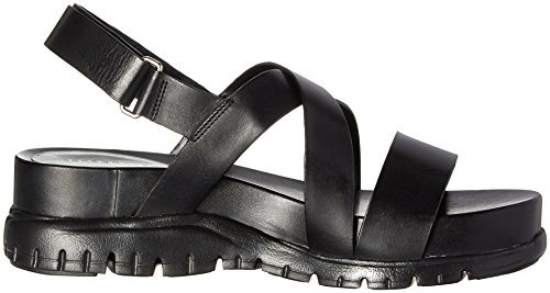 Cole Black Black Criss Zerogrand Cross Sandal Women's Haan Gladiator fqw0rCf