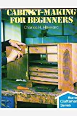 Cabinet Making for Beginners Paperback