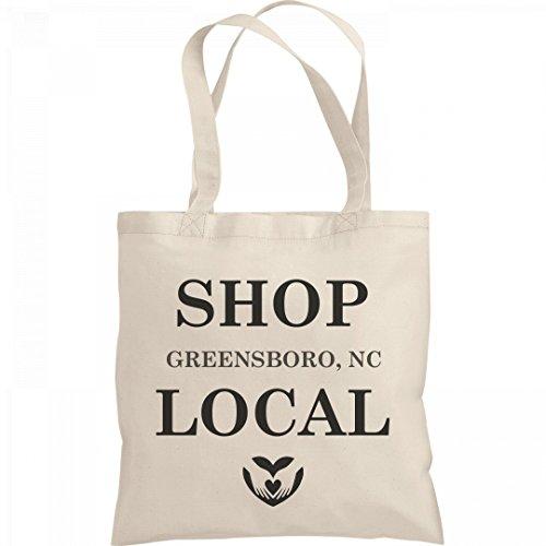 Shop Local Greensboro, NC: Liberty Bargain Tote - Shopping Greensboro Nc