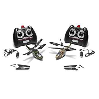 Cobra Air Raptor Remote Control Fighting Helicopters