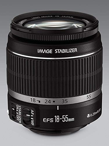 Canon EfS 1855Mm F3.55.6