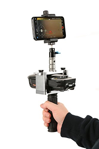 Fotowelt Mavic air Handheld Gimbal Stabilizer,Metal Cinema Tray System Bracket Kit for DJI Mavic air Version Drone Accessories