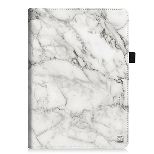 Fintie iPad mini 1/2/3 Case - 360 Degree Rotating Stand Case Cover with Auto Sleep / Wake Feature for Apple iPad mini 1 / iPad mini 2 / iPad mini 3, Marble Photo #2