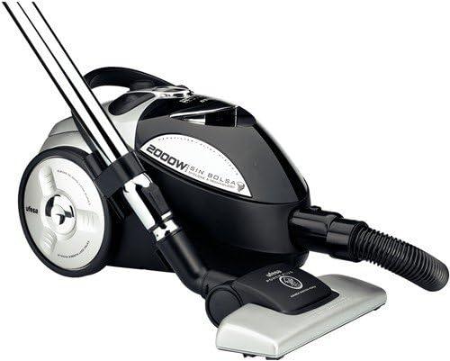 Ufesa AS3018 Cycletron Power M, 230-400 V, 2000 W, 2000 W, Negro ...