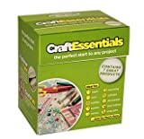 4 x U-Craft Essentials Adhesive Glue Roller Clear Tape Foam Tape Dots VELCRO PVA