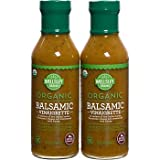 Wellsley Farms Organic Balsamic Dressing, 2 pk./12 oz. (pack of 2)