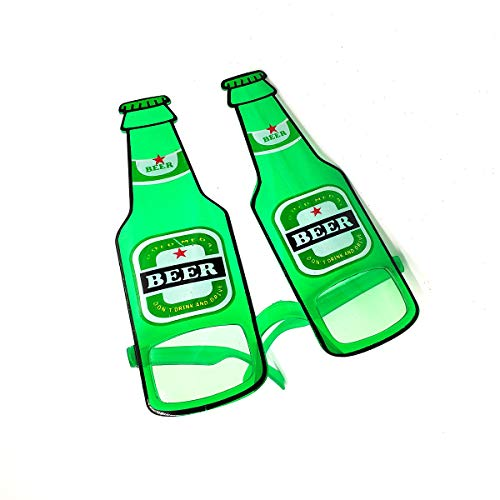 with Green Beer Novelties design