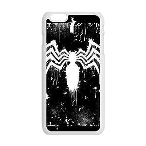 Happy spiderman venom Phone Case for Iphone 6 Plus