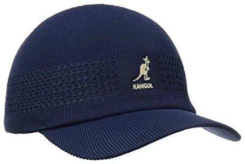 Kangol  Tropic Ventair Spacecap Baseball Hat, -navy, XXL