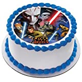 Star Wars Rebels Inquisitor Edible Icing Image Cake Decoration Topper (6'' Round)
