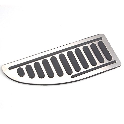 Buildent Auto Foot Rest Pedal Pad Anti-skid Styling Car Accessories For Ford Focus MK2 MK3 Fiesta MK7 Mondeo MK4 S-Max C-Max Escape Kuga by Buildent (Image #1)