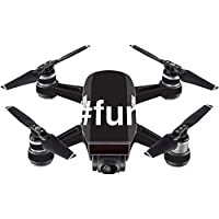 Skin For DJI Spark Mini – Fun   MightySkins Protective, Durable, and Unique Vinyl Decal wrap cover   Easy To Apply, Remove, and Change Styles   Made in the USA