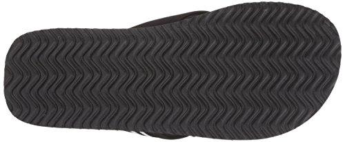 Nautica Men's Torstein Flip-Flop Black n0X7gl