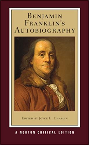 autobiography of ben franklin online coupon