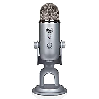 Blue Yeti USB Microphone - Silver (B002VA464S) | Amazon Products