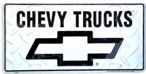 ks Silver Embossed Diamond Novelty Vanity Metal License Plate Tag Sign 2457 (Diamond Hang Tag)