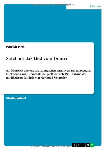 Download Spiel mir das Lied vom Drama (German Edition) ePub fb2 ebook