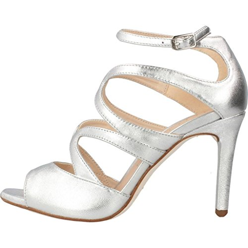 WENCE Sandalen Silber Silber Sandalen Modell Damen LMT Farbe Marke Silber Damen UNISA 5afxFwq8q