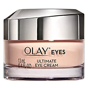 Olay Ultimate Eye Cream for Wrinkles, Puffy Eyes + Dark Circles, 0.4 fl oz