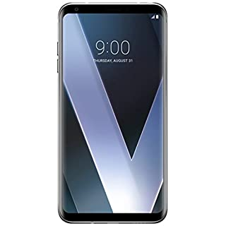LG V30+ H930DS 128GB/4GB Dual Sim Factory Unlocked GSM Smartphone - International Version - No Warranty in the US (Silver)