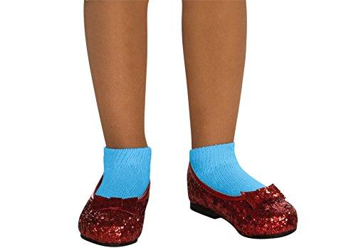 Child Deluxe Dorothy Slippers Glitter