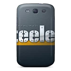 PaulAho Perfect Tpu Case For Galaxy S3/ Anti-scratch Protector Case (pittsburgh Steelers)
