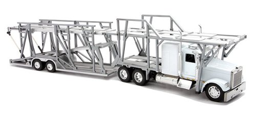 B2B Replicas NEW10003 NEW-RAY - Freightliner Classic XL Auto Carrier cab