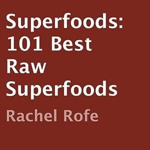 Superfoods Audiobook