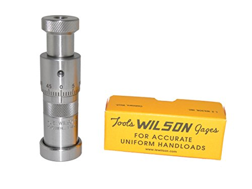 L.E. Wilson S3-AAC 300 AAC Blackout Micro Bullet Seater, ...