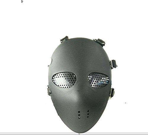 Xcoser pubg コスプレ バトルグラウンド 野戦 ゲーム風 マスク ブラック ヘルメット イベント ハロウン お祭り パーティー 舞台 変装 仮面 メンズ 射撃 ヘルメット mask