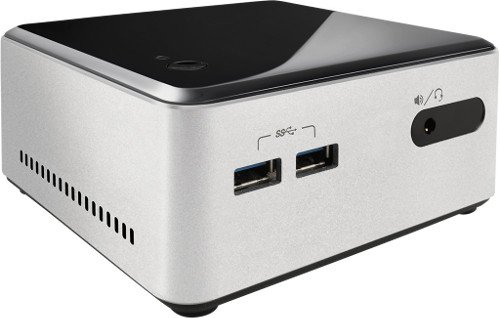 Intel NUC BOXD54250WYKH1 Intel 4th Gen Intel Core i5-4250U with Intel HD Graphics 5000 - Buy ...